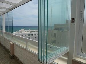 folii transparente terase